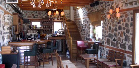 Χιονοδρόμος Cafe