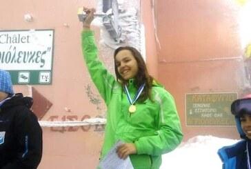 Ολοκληρώθηκαν οι πανελλήνιοι αγώνες χιονοδρομίας-Πυκνή χιονόπτωση στο Πήλιο