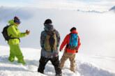 OFF-PISTE SNOWBOARDING