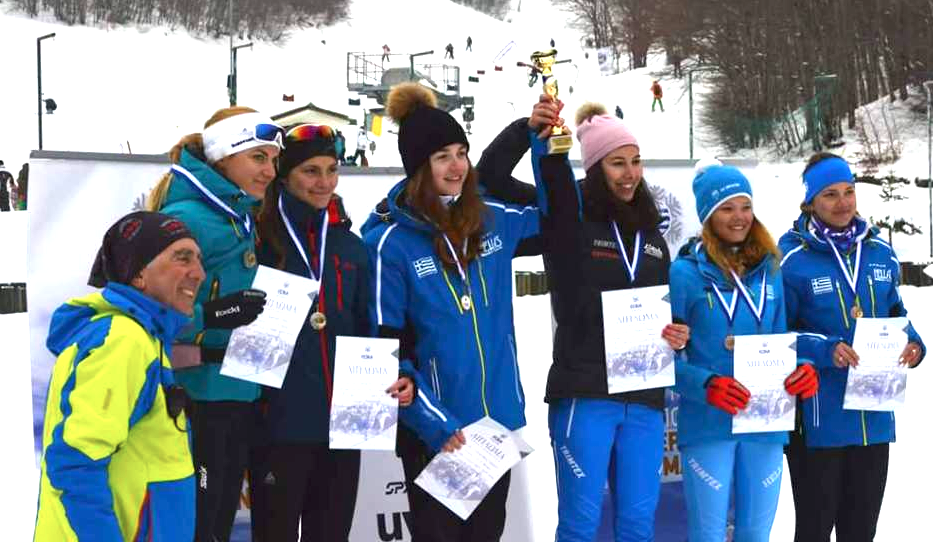Τρία αργυρά και δύο χάλκινα μετάλλια για τους αθλητές του ΣΟΧ Φλώρινας στους πανελλήνιους αγώνες δρόμων αντοχής